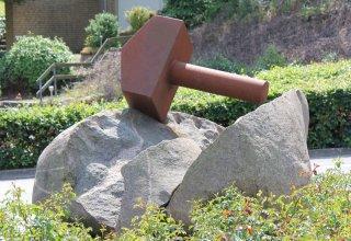 Thors Hammer i Thorsø.